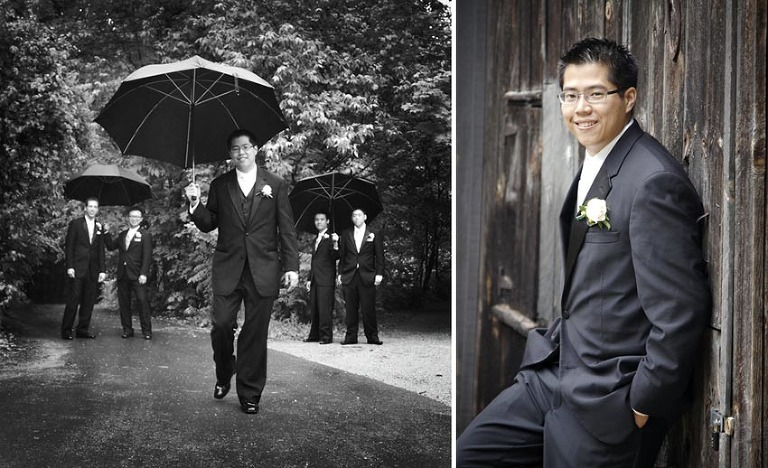 wedding photography from Kortright Centre