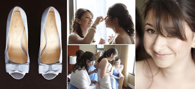 SIlverlight Photography at Enoch Tuner, bride prep