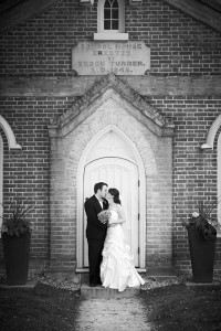 Enoch Turner Schoolhouse wedding