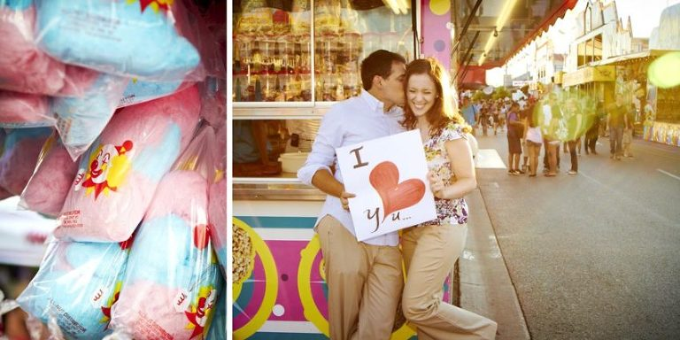 CNE engagement session by Silverlight Photography