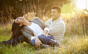 fall engagement session by silverlight photography