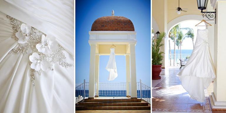 Los Cabos wedding dress