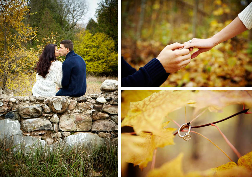 engagement photography by silverlight