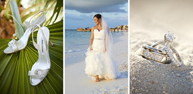 turks and caicos destination wedding by silverlight photography, toronto