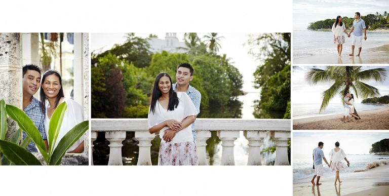 mango bay, barbados destination wedding photography