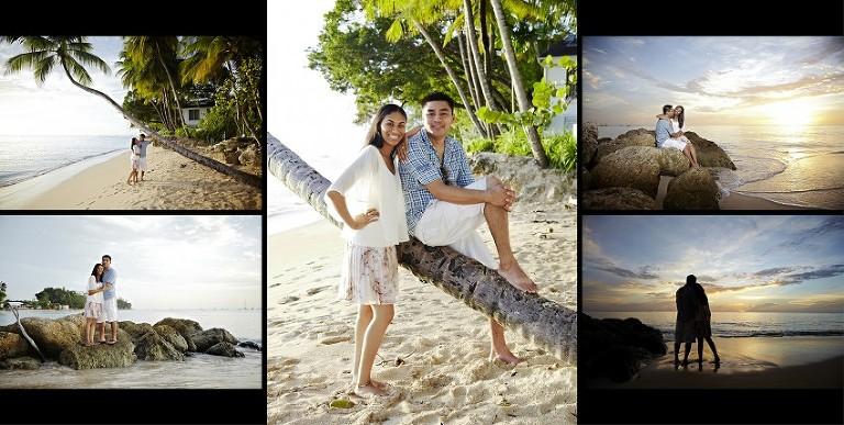 destination wedding at mango bay, barbados