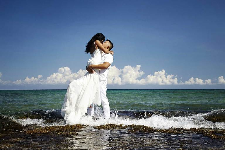 Jamaica destination wedding photography