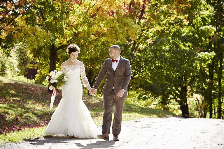 black creek pioneer village wedding photography