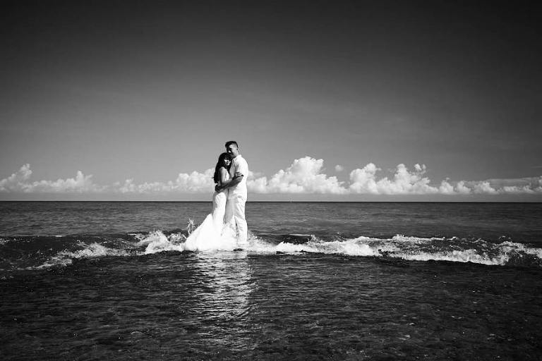destination wedding photography in jamaica