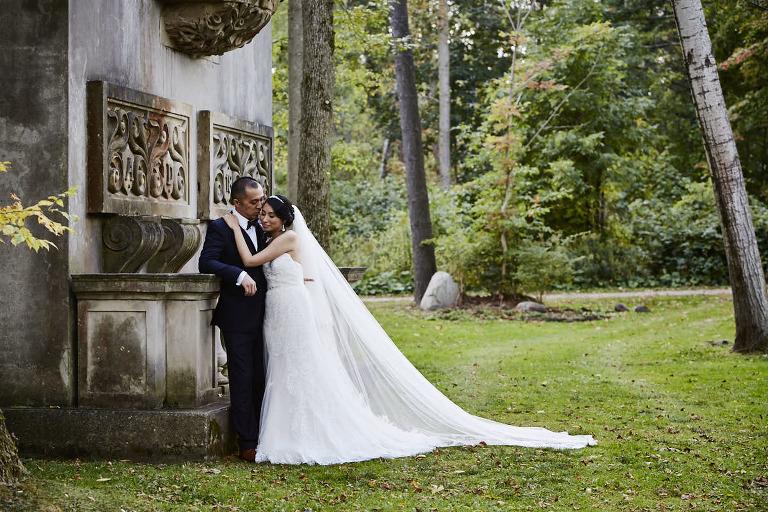 guild park wedding photo