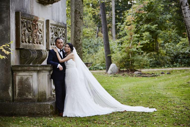 guild inn wedding photo